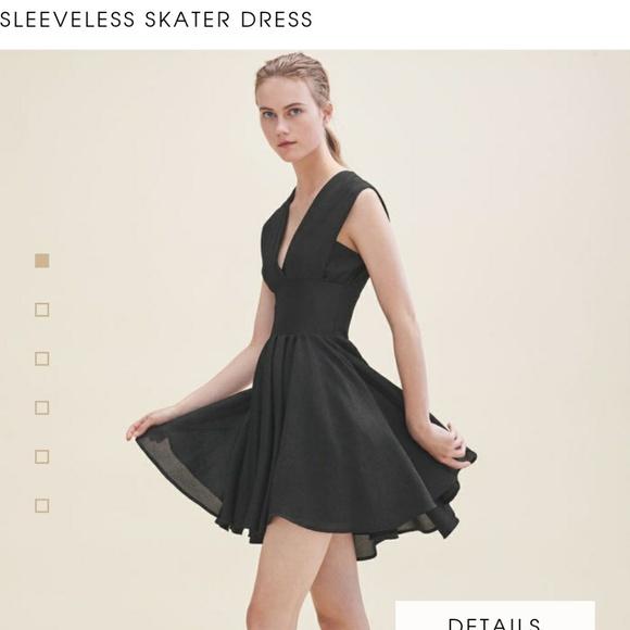 Maje Dresses & Skirts - NWT Maje Sleeveless Skater Dress Size 3